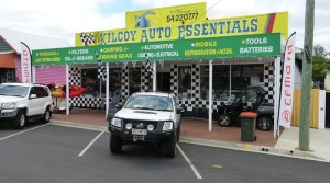 Kilcoy, $198,000 plus sav, retail auto parts, accessories and camping store.
